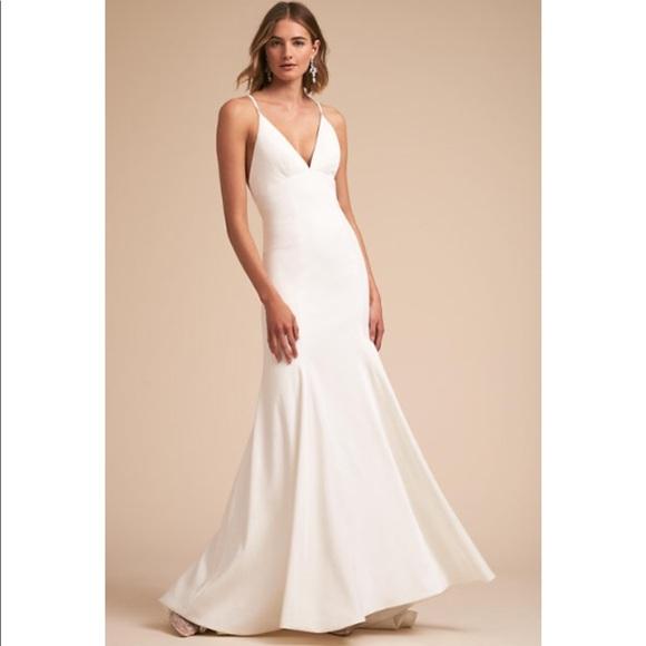 546b99c5c40 Jenny Yoo Dresses   Skirts - Bhldn Jenny Yoo Estella wedding dress